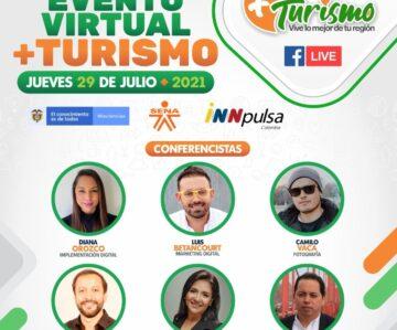 EVENTO VIRTUAL + TURISMO (Facebook Live)